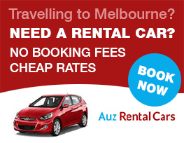 Melbourne Rental Cars
