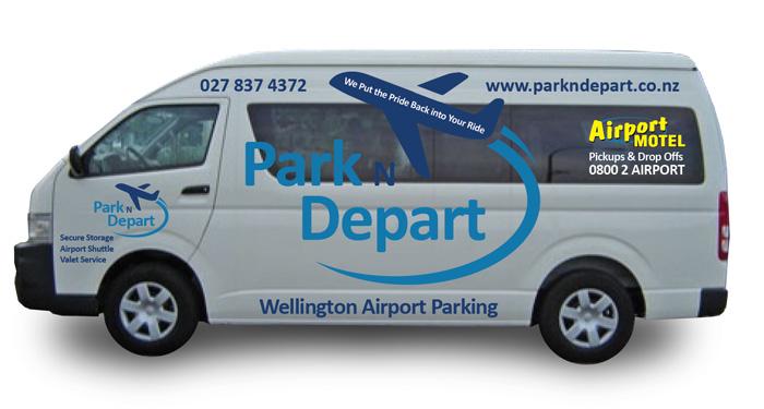 FREE Airport Shuttle | Park N Depart Airport Parking