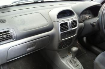 Dashboard & Console Before Dressed
