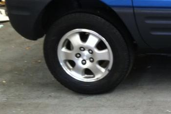 Mag Wheel & Tyre Shine After